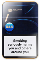 555  Cigarette Pack