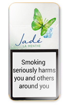 Style Jade Super Slims Menthol Cigarette Pack