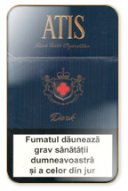Atis Dark Cigarette Pack
