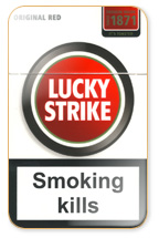 England cigarettes American Legend makers