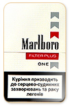 Marlboro Filter Plus One Cigarette Pack
