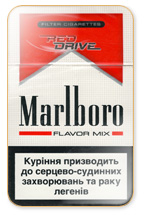Marlboro Flavor Mix (Medium) Cigarette Pack
