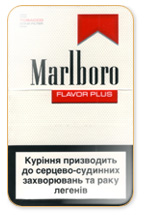 Marlboro Filter (Flavor) Plus Cigarette Pack