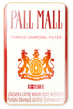 Pall Mall Full Filter Cigarette Pack