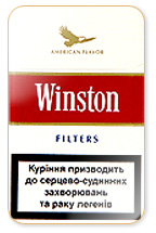 Winston Filters Cigarette Pack