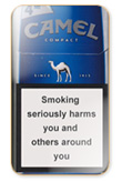 Camel Compact Silver Cigarettes pack