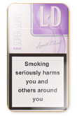 LD Super Slims Violet
