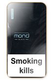 Mond Super Slim Black