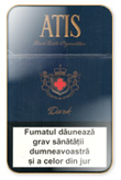 Atis Dark Cigarettes pack