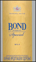 Bond Special Mild Cigarettes pack