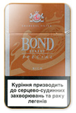 Bond Special Rich Cigarettes pack