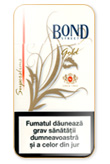 Bond Super Slims Gold 100's Cigarettes pack