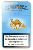 Camel Lights (Blue)