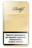 Davidoff Super Slims Gold Cigarettes pack