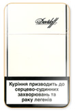 Davidoff White NanoKings(mini) Cigarettes pack