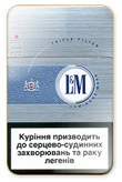 L&M BLU 83 Slims Cigarettes pack
