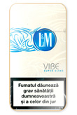 L&M VIBE Super Slims Cigarettes pack