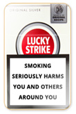 Lucky Strike Original Silver