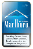 Marlboro Micro(mini) Cigarettes pack