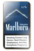 Marlboro Touch(dark-blue) Cigarettes pack