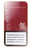 Richmond Cherry Super Slims 100s Cigarettes pack