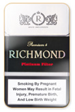 Richmond Platinum Filter Cigarettes pack