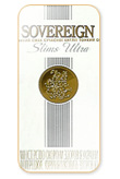 Sovereign Slim Ultra Lights 100's Cigarettes pack
