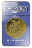 Sovereign Lights Cigarettes pack