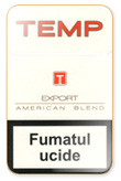 Temp Export Cigarettes pack