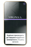 Virginia S. Violet Super Slims 100's Cigarettes pack