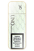 Virginia Slims UNO (white) 100`s Cigarettes pack