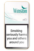 Winston Super Slims Fresh Menthol 100s