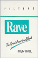 RAVE MENTHOL BOX KING